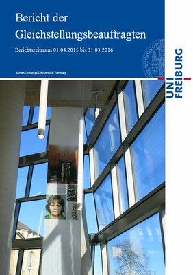 Jahresbericht der Gleichstellungsbeauftragen veröffentlicht