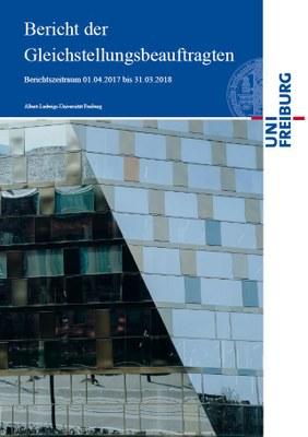 Jahresbericht der Gleichstellungsbeauftragten 2017 jetzt verfügbar