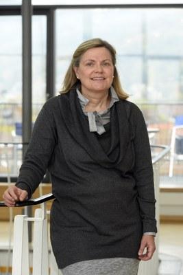 Dr. Regina Herzog ist neu gewählte Gleichstellungsbeauftragte der Universität Freiburg
