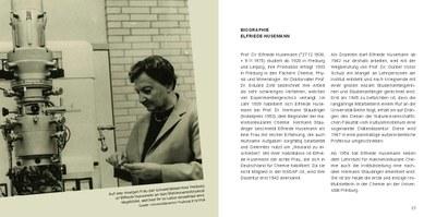 Elfriede Husemann Lectures