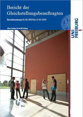 Jahresbericht der Gleichstellungsbeauftragten
