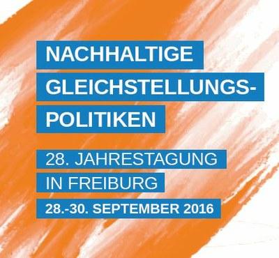 Jetzt anmelden zur 28. Jahrestagung der Bundeskonferenz 2016 in Freiburg